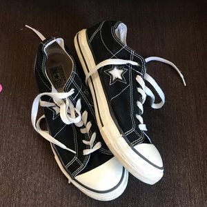 Converse one star, size 8